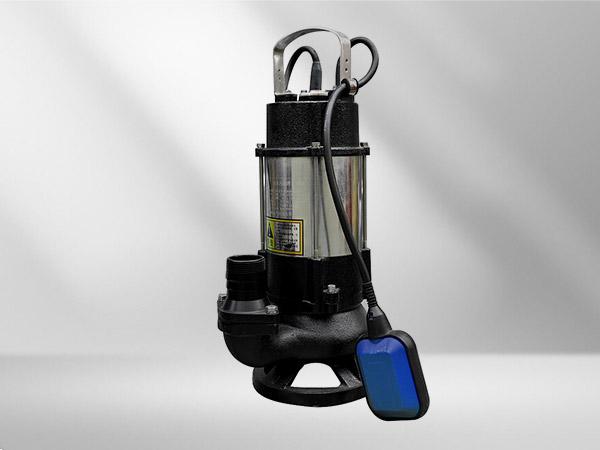 WQX开式无堵塞排污泵