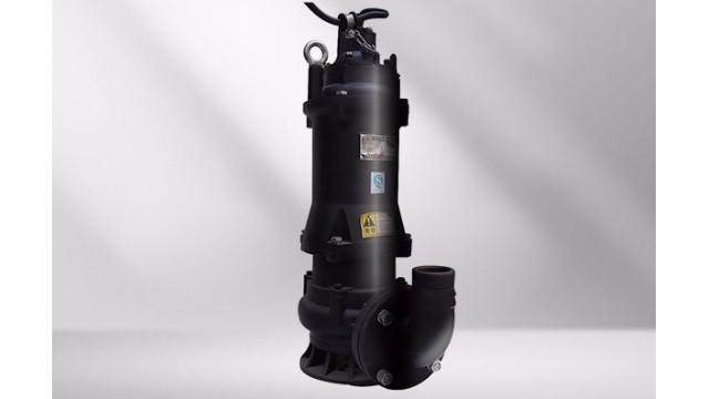 WQ(B)型高标准无堵塞排污泵