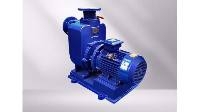 ZW型自吸排污泵用途你了解多少?