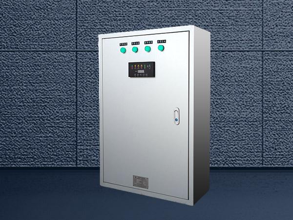 单速双电源消防风机控制柜