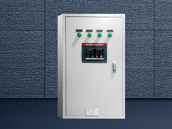 双速双电源消防风机控制柜