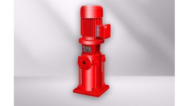 XBD-G型立式多级消防泵,南京金陵奇峰厂家直销