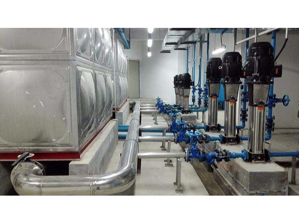 中国电科集团第十四研究所泵房改造项目