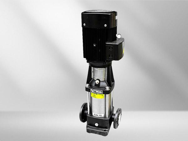 轻型立式多级泵CDL型