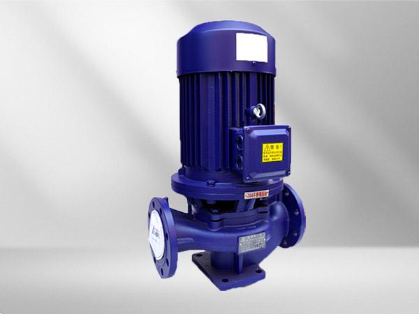 管道离心泵IRG型
