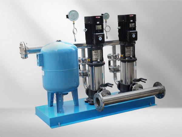 变频恒压供水机组