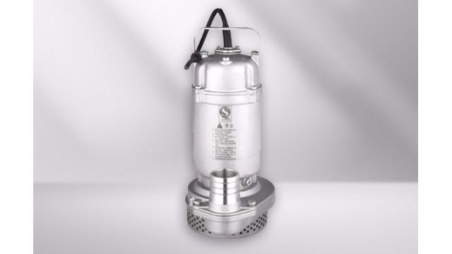 金陵奇峰分享QDX/QX-S系列全不锈钢小型潜水电泵使用条件