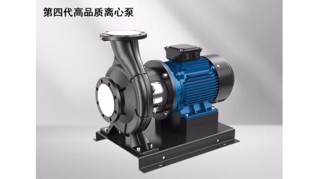 多功能ISWR型卧式热水管道离心泵,金陵奇峰带你看看