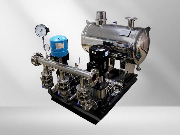 WB型无负压稳流给水设备
