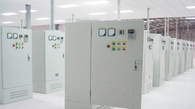 有关PLC控制柜的柜型介绍!