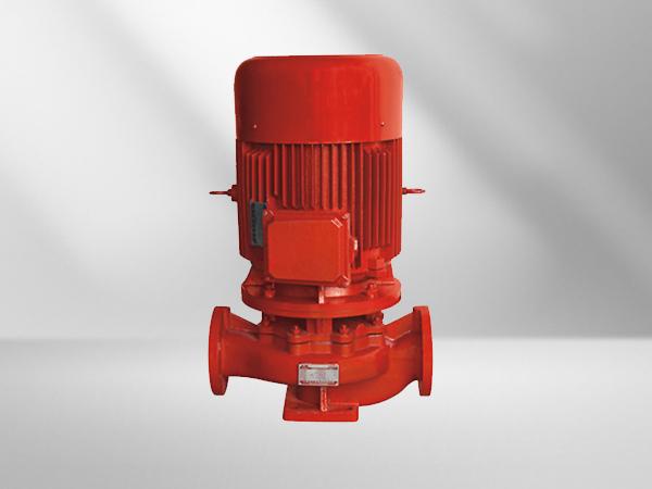 立式单级消防泵XBD-L型