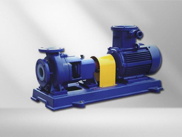 衬氟化工泵IHF系列